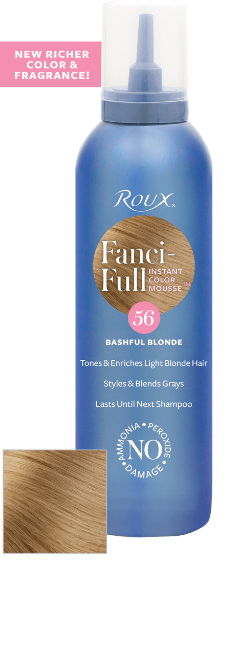 Fanci Full Mousse Rouxbeauty