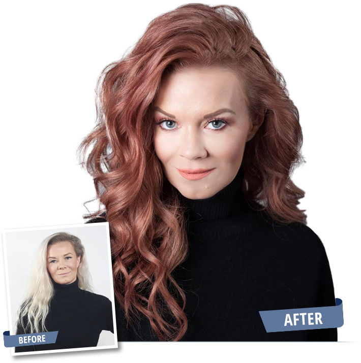 Roux Hair Mousse Hairstyle Inspirations 2018